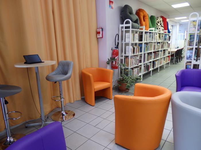 Savoie-Biblio : la bibliothèque municipale de Chambéry